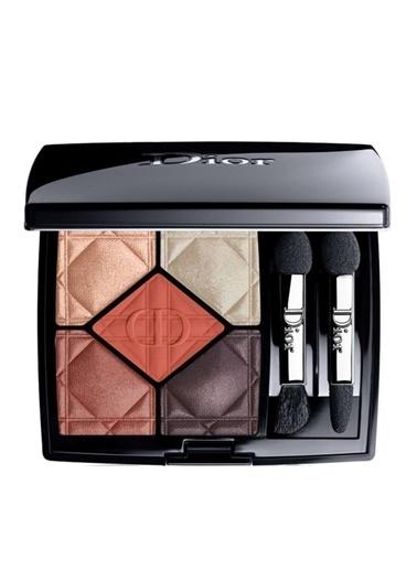 Dior 3348901335164 5 Couleurs Eyeshadow Palette 767 Inflame Hipnotik Motifli Far Paleti Renksiz